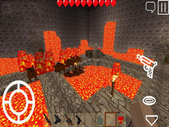 Pixel Block Gun 3D screenshot 7