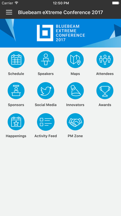 download Bluebeam Inc. Events apps 0