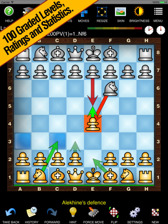 Chess Pro with Coach - Learn,Play & Friends Online Screenshots