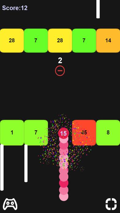 Screenshot 4 Snake Balls vs Number Blocks