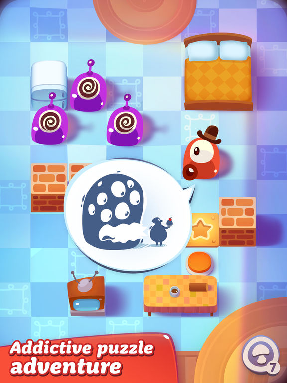 Pudding Monsters HD screenshot 2