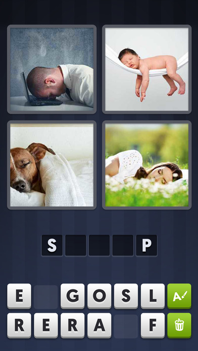 4 Pics 1 Word on the App Store