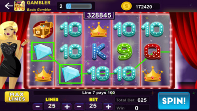 Screenshot 3 Billionaire Casino Slots — Slot Machines Games