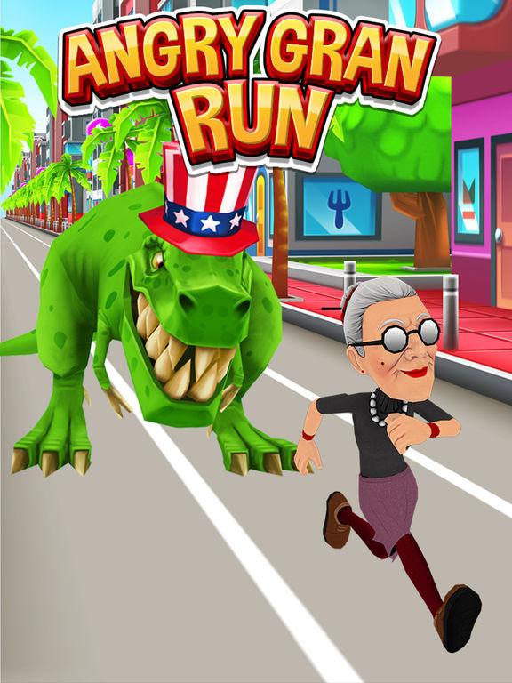 Angry Gran Run screenshot 9