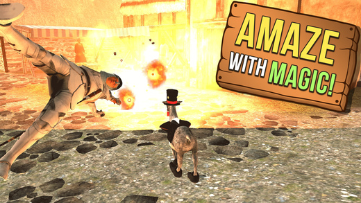 Goat Simulator MMO Simulator Screenshots