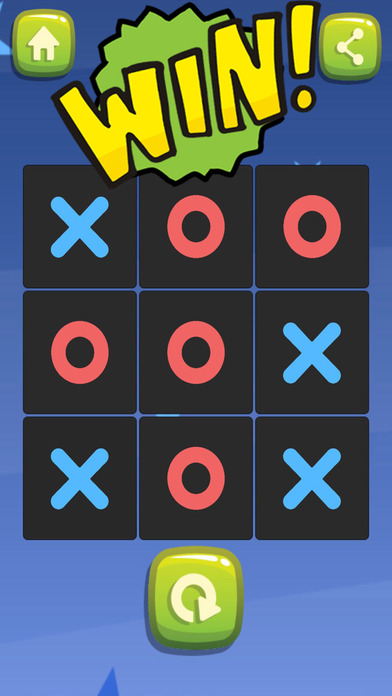 Tic Tac Toe - Play 2 Player And One More screenshot 2