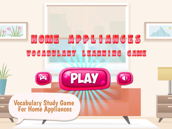 Словарь Изучение игры для бытовой техники Скриншоты6