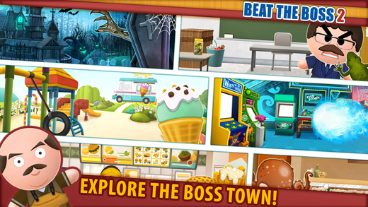 Beat the Boss 2 (17+) Screenshots