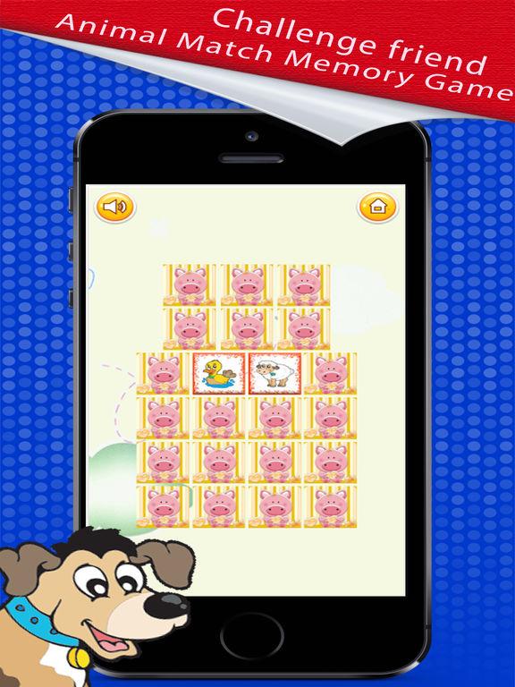 Memory Match : Animal Card Game screenshot 6