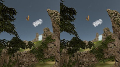 VR Wild Hunter adventure 3D screenshot 2