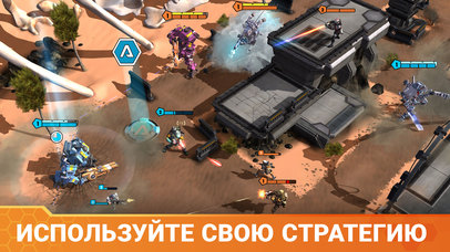 Titanfall: Assault Скриншоты3