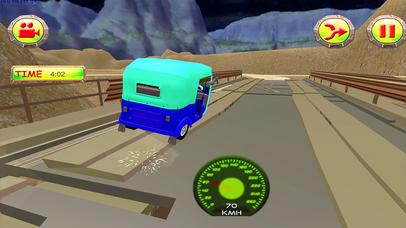 Xtreme Drive Tuk Tuk Rickshaw screenshot 5