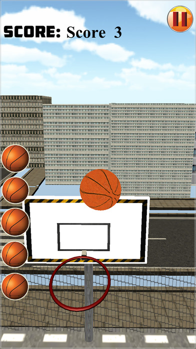 Real Basketball Championship 2017 screenshot 5