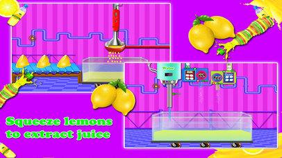 Lemon Juice Factory Chef screenshot 3