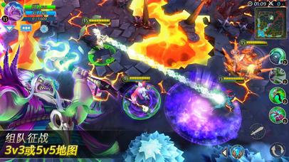【GameLoft出品,在线竞技】混沌与秩序之英雄战歌(中文版)