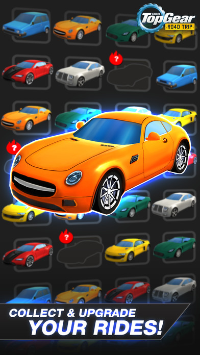 Top Gear: Road Trip screenshot 5