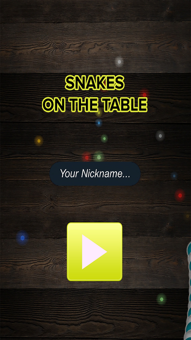 Snakes On The Table screenshot 1