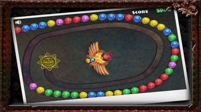 Magic Ball Crash screenshot 2