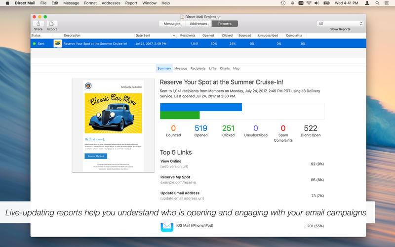 Direct Mail 5.6 Mac 破解版 强大的邮件发送增强工具-麦氪派(WaitsUn.com)
