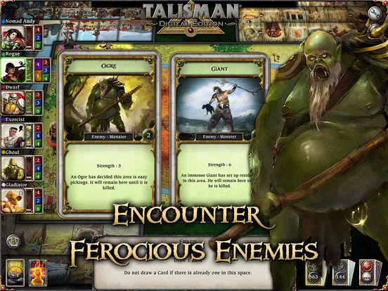 Talisman Screenshots