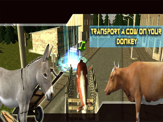 Donkey Cart Driver screenshot 7