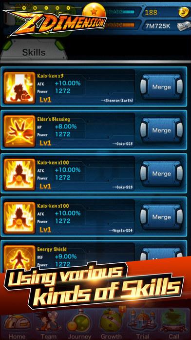 Z Dimension Saga screenshot 3