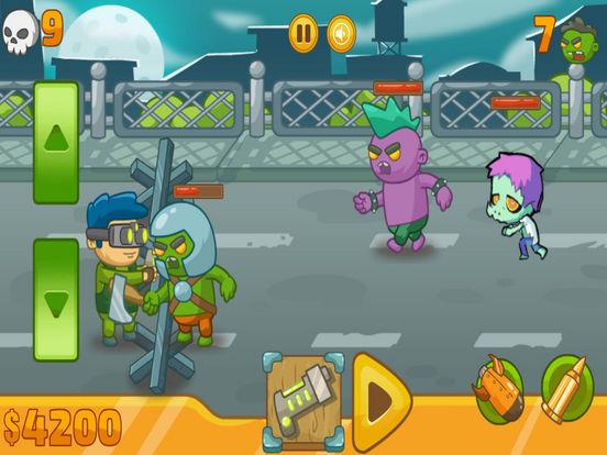 Zombie Defense Battle 2017 screenshot 6