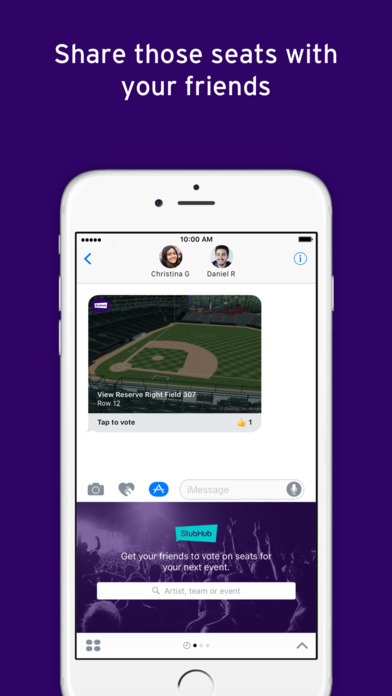 StubHub - Tickets to Sports, Concerts & Theatre on the App
