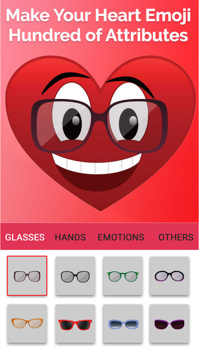 Heart Emoji Maker : New Emojis For chat screenshot 4