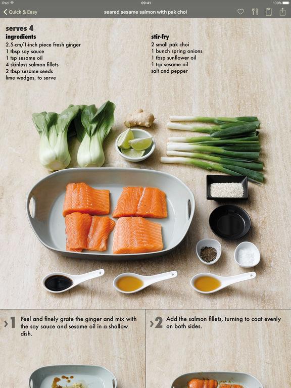 【美味食谱】图片烹饪书