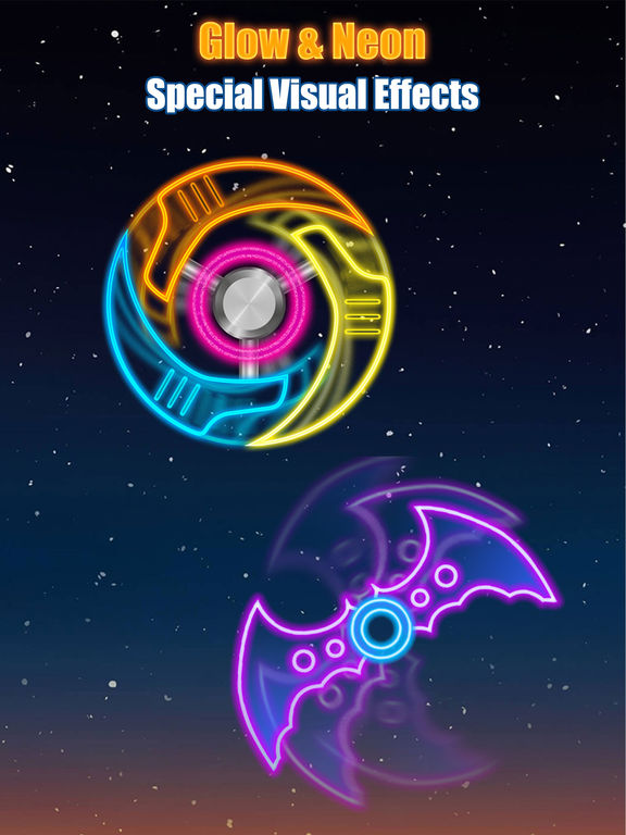 how to get good spins in fidget spinner app