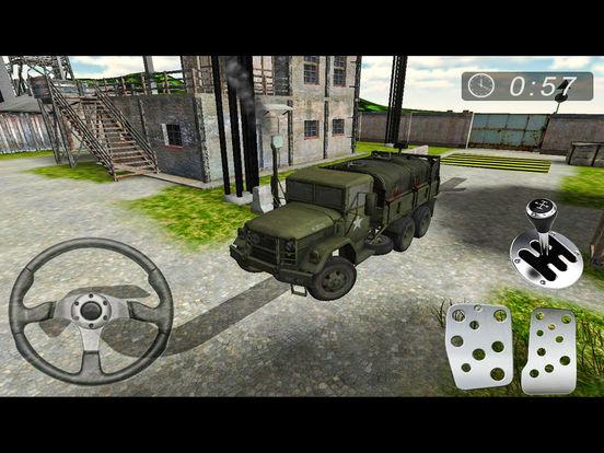 Army Base Camp Parking screenshot 7