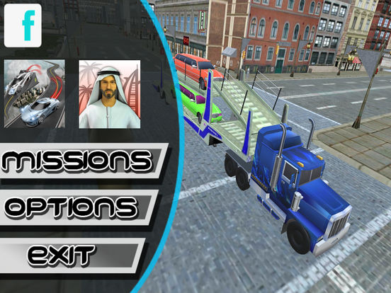 Impossible Limo Truck Driver screenshot 6