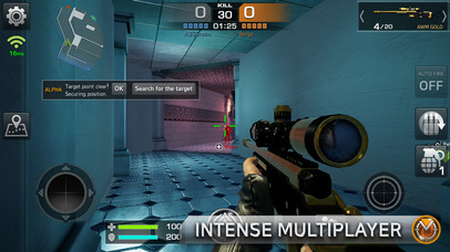 Combat Squad - Online FPS screenshot
