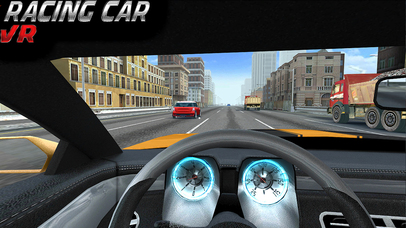 Racing Car VR screenshot 4