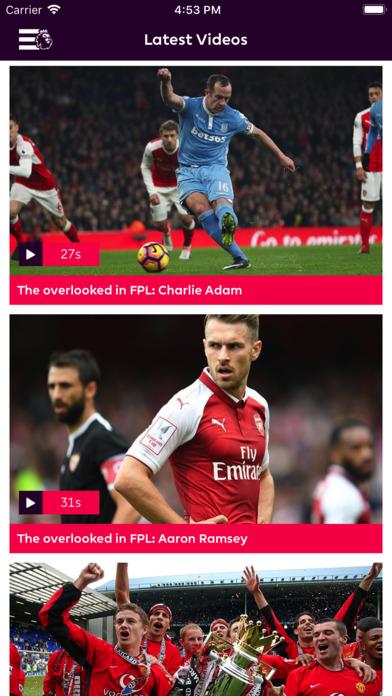 Premier League screenshot 5