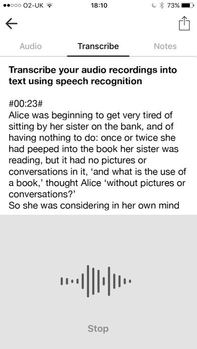 Screenshot for Voice Recorder (Premium) in United States App Store