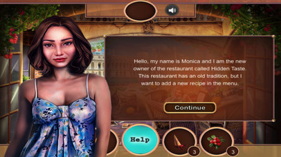 Screenshot 2 Скрытый вкус — Игры