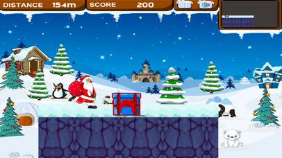 Speed Santa Running screenshot 4
