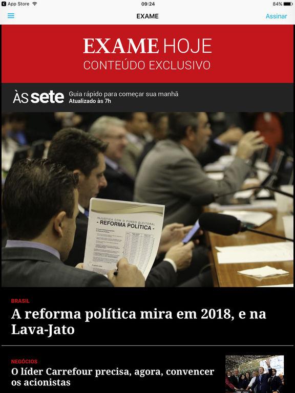 Revista EXAME截图1
