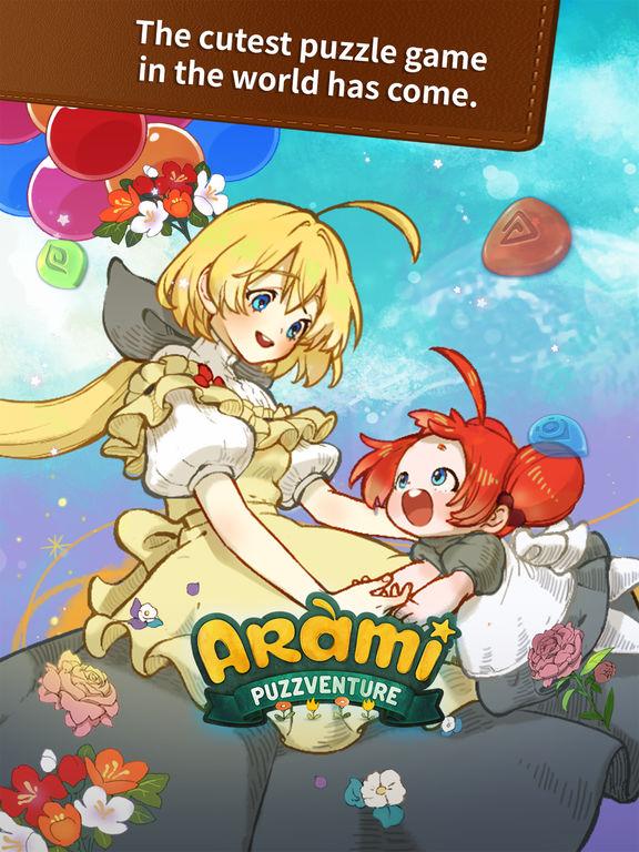 Arami Puzzventure screenshot 7