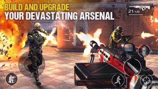 Modern Combat 5 : The Multiplayer eSports Shooter Screenshots