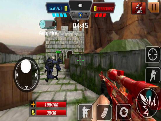 стрельба снайпер fps - 3d шутер Скриншоты10