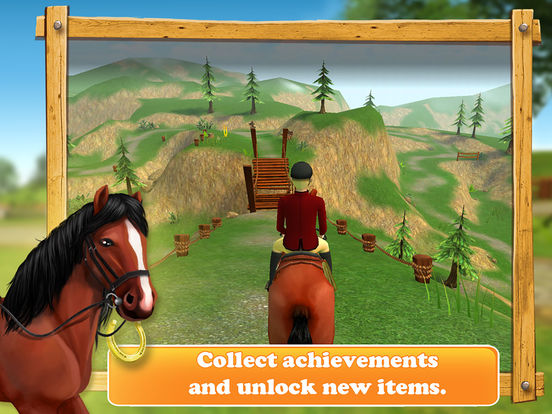 HorseWorld 3D: My Riding Horse Premium Screenshots