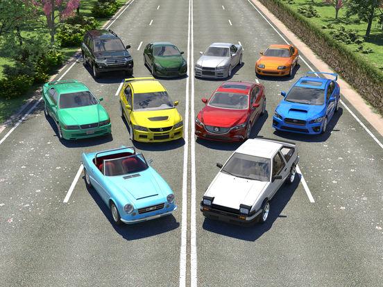 Japanese Road Racer Pro screenshot 7