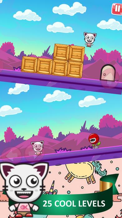 Kitty Way Out screenshot 4