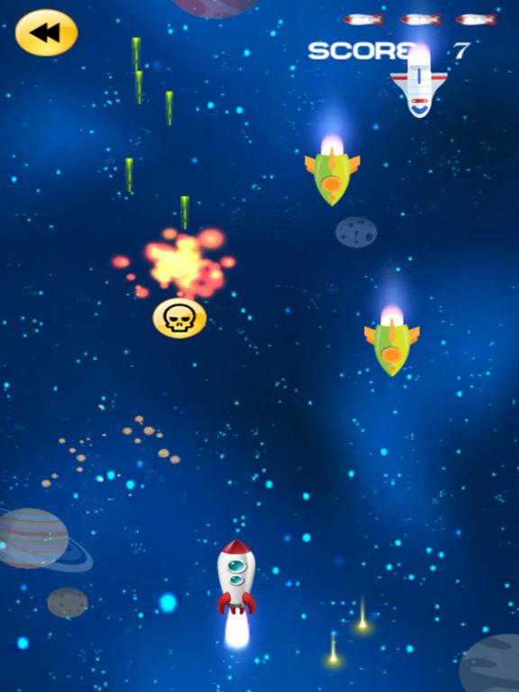 Space Fighter screenshot 5