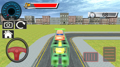 Impossible Limo Truck Driver screenshot 5