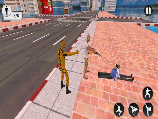 Spider Hero: Rescue Operations screenshot 5