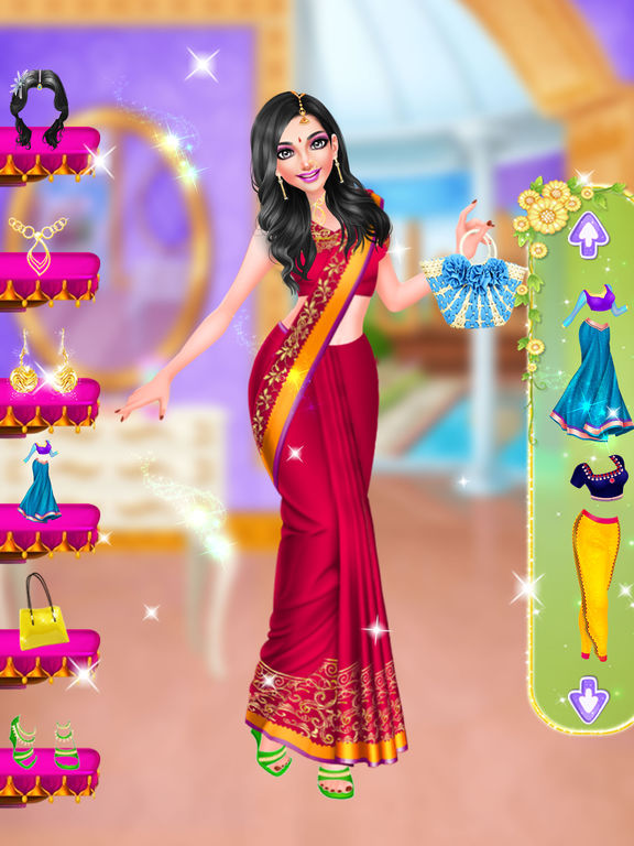 Indian Wedding Brides Game screenshot 8